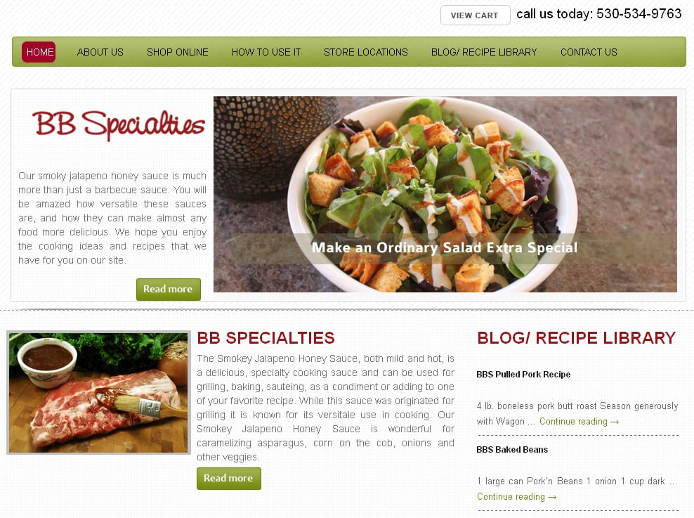 Bb-specialties