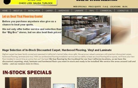 Bigfootcarpets